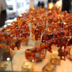 Amber Sculpture Collection