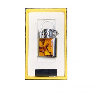 Amber gas lighter