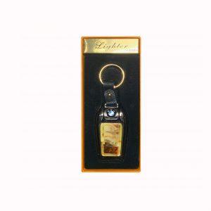 Amber Key Ring