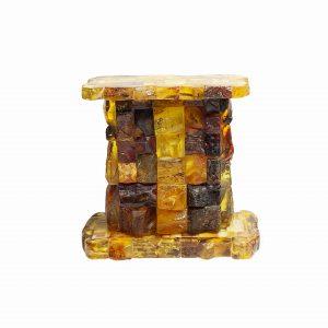 Amber Clock